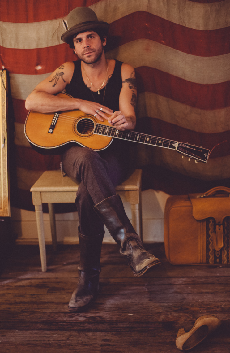 Emily Sevin Photo_Langhorne Slim in Nashville_77
