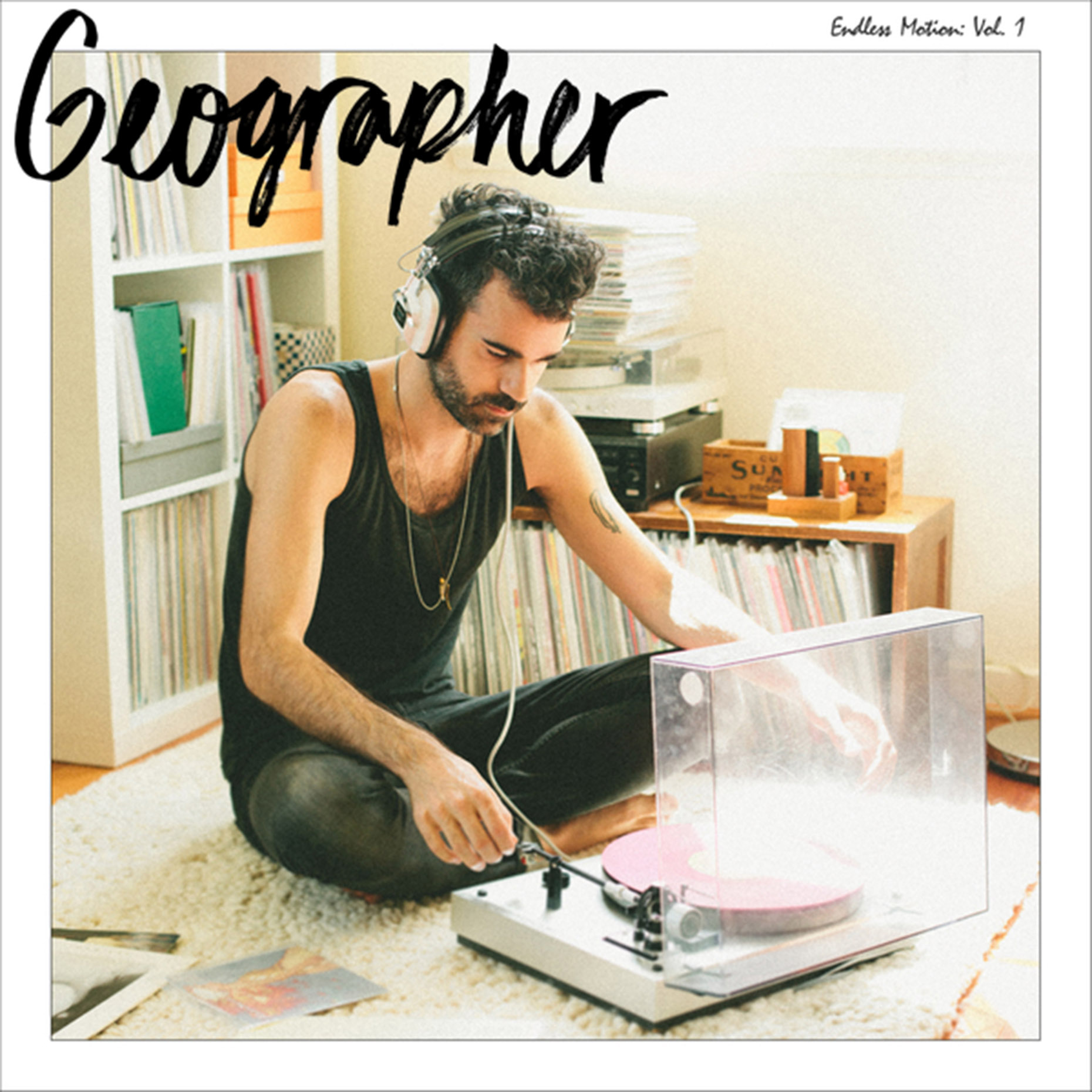 emilysevinphoto geographer album cover